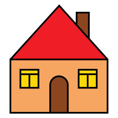 pictosonidos la casa