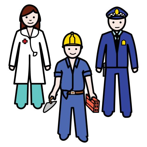 Oficios y profesiones